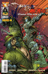 Cover for The Darkness vs. Mr. Hyde: Monster War (Image, 2005 series) #4 [Basaldua Cover]