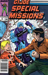 Cover Thumbnail for G.I. Joe Special Missions (1986 series) #22 [Newsstand Edition]