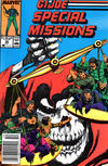 Cover Thumbnail for G.I. Joe Special Missions (1986 series) #26 [Newsstand Edition]