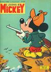Cover for Le Journal de Mickey (Hachette, 1952 series) #437
