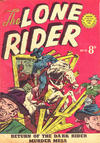 Cover for The Lone Rider (Horwitz, 1950 ? series) #19