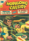Cover for Hopalong Cassidy (Editorial Novaro, 1952 series) #210
