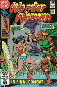 Cover Thumbnail for Wonder Woman (DC, 1942 series) #278 [Direct]