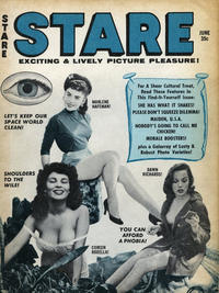Cover Thumbnail for Stare (Marvel, 1951 series) #30