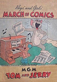 Cover Thumbnail for Boys' and Girls' March of Comics (Western, 1946 series) #21 [non-ad variant]