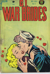 Cover Thumbnail for G.I. War Brides (Superior Publishers Limited, 1954 series) #5