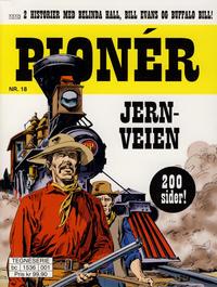 Cover Thumbnail for Pionér (Hjemmet / Egmont, 2013 series) #18