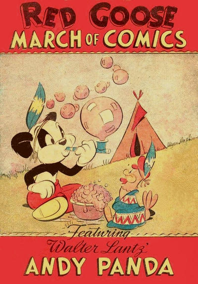 Cover for March of Comics (Western, 1946 series) #22