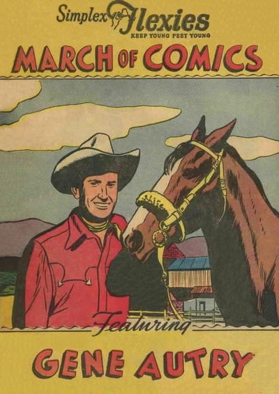 Cover for Boys' and Girls' March of Comics (Western, 1946 series) #39