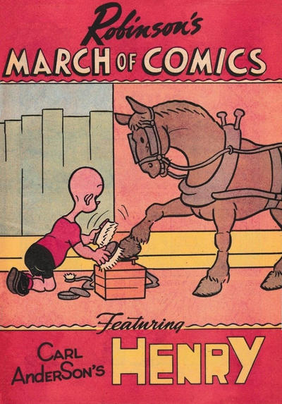 Cover for March of Comics (Western, 1946 series) #58