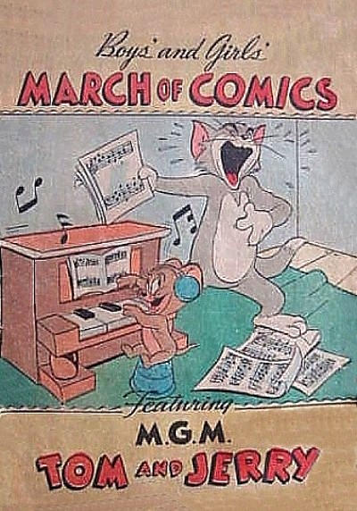 Cover for Boys' and Girls' March of Comics (Western, 1946 series) #21