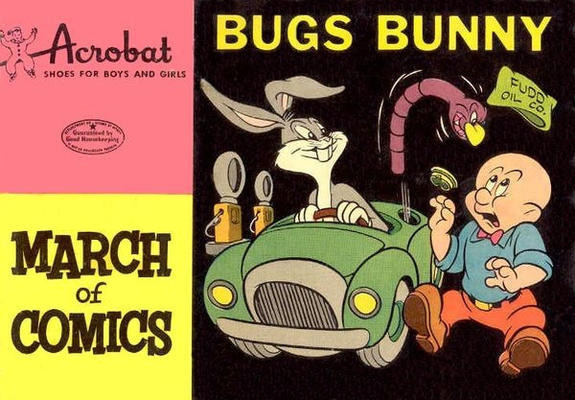 Cover for Boys' and Girls' March of Comics (Western, 1946 series) #132