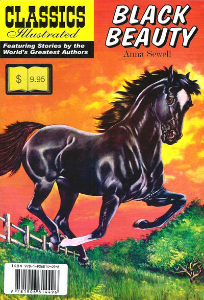 an analysis of the animals in the novel black beauty by anna sewell