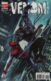 GCD :: Issue :: Amazing Spider-Man: Venom Inc. Alpha #1 ...