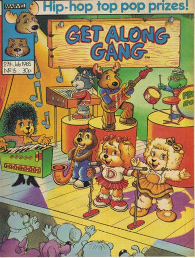 a review of margo lundells the get along gang and the big bully The premise of sesame street is simplicity itself: on a street in a big city, various grown-ups, children, monsters, animals and other strange creatures live together, work together, solve problems together and have fun together.