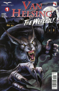 GCD :: Issue :: Van Helsing vs. The Werewolf #1 [Cover D]