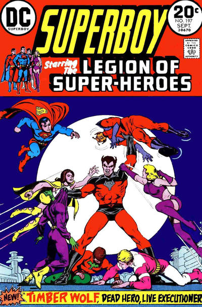 225 45 15 >> GCD :: Cover :: Superboy #197
