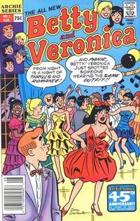 Betty & Veronica #12 (1988, Archie) VF Newsstand GGA