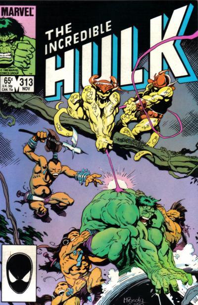 The incredible hulk - 4 5