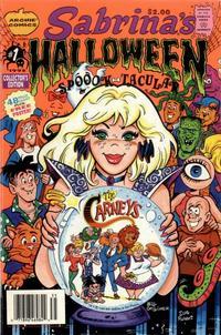 Gcd Issue Sabrina S Halloween Spooktacular 1