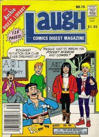 GCD :: Issue :: Laugh Comics Digest #114