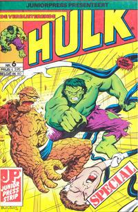 GCD Issue De Verbijsterende Hulk Special 6
