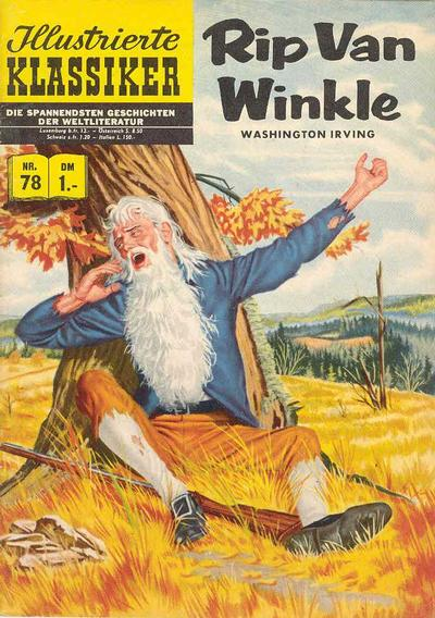 rip van winkle irony Is washington irving's short story the legend of the sleepy hollow a story that uses suspense or irony please help, i am realli stuck here.