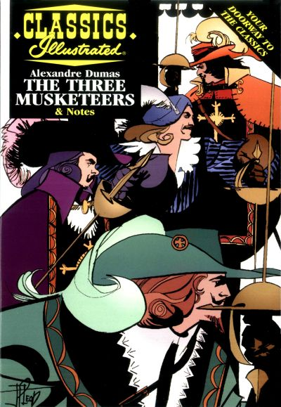 the three musketeers and its significance essay