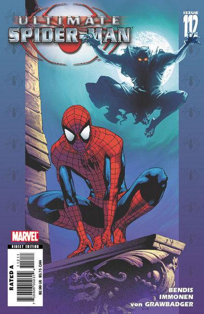 ultimate spider man comic pdf