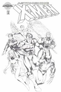 GCD :: Issue :: Marvel Authentix: Astonishing X-Men #1