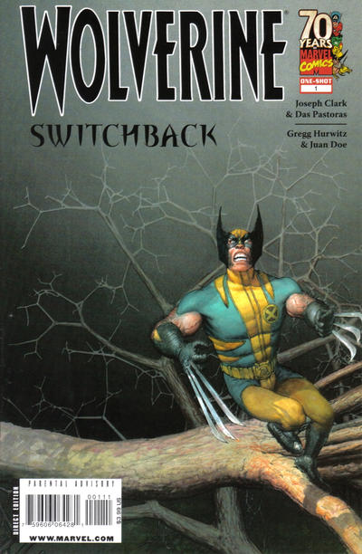 my first switchback