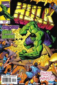 GCD Issue Hulk 2 Direct Edition