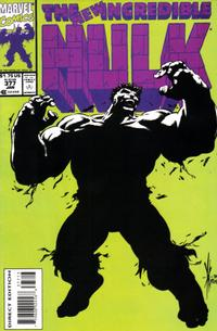GCD Issue The Incredible Hulk 377 3rd Printing