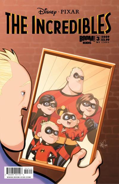 Комикс суперсемейка