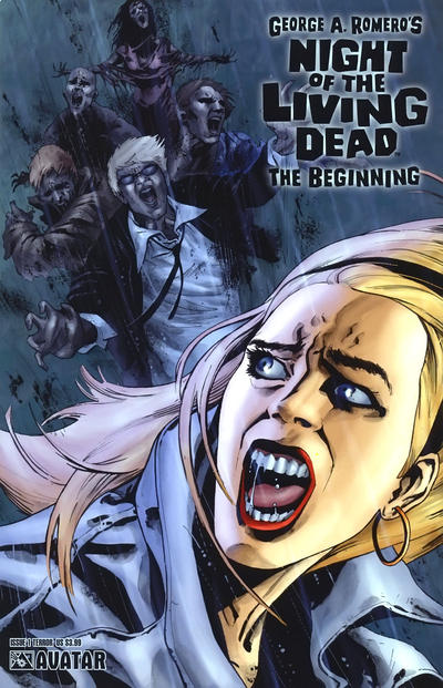 """essays on night of the living dead The """"living dead"""" as the reflection of fear and its impact in human nature, represented in george romero's film the night of the living dead (1968."""