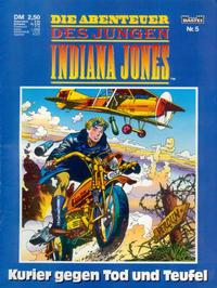 Die Abenteuer Des Jungen Indiana Jones Stream