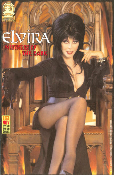Эльвира повелительница тьмы голая фото