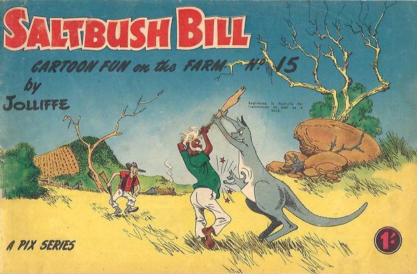 gcd    cover    saltbush bill cartoon fun on the farm  15