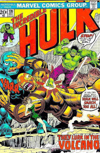 GCD Issue The Incredible Hulk 170