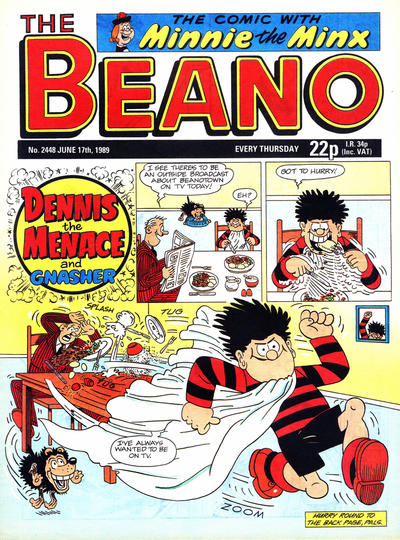 """the beano A fresh new kids tv studio is making waves in the uk and is aiming to gain traction in the hyper-competitive global content market including the us beano studios is based on the uk's longest surviving comic, """"the beano."""